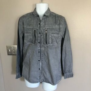 Men's DKNY button up shirt Sz. Small